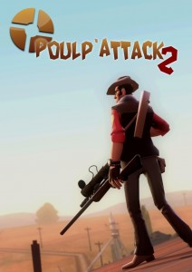 Affiche - Team Fortress 2