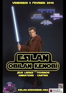 Affiche - ObiLan Kenobi