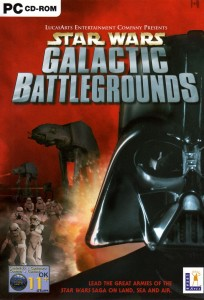 Affiche - Star Wars Battleground
