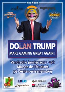 Affiche - DoLAN Trump