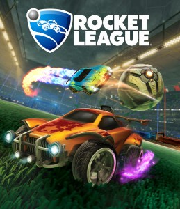 Affiche - Rocket League