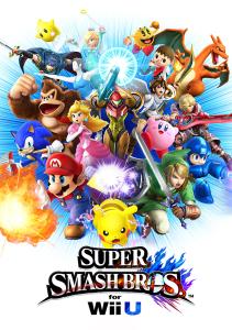 Affiche - EsiSmash – Wii U