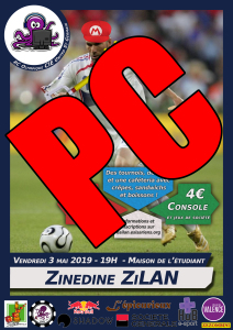 Zinedine ZiLAN – Place PC