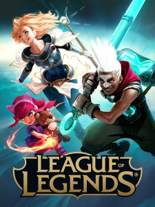 Affiche - League of Legends