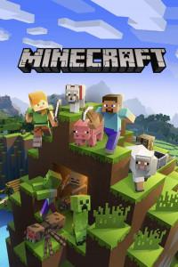 Affiche - Minecraft FIL ROUGE