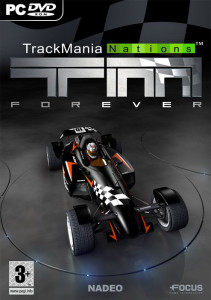 Affiche - Trackmania