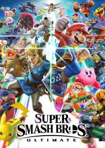 Affiche - Tournoi Smash Ultimate